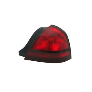 Tail Light Assembly-Capa Certified TYC fits 03-11 Mercury Grand Marquis
