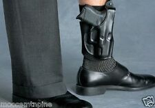 Galco Ankle Glove Holster Right Hand Glock 43,  Part # AG800B