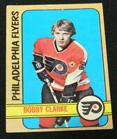 1972-73 O-Pee-Chee #14 Bobby Clarke - Poor/Good