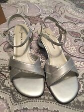 White Stag Open Toe Synthetic  Shoes, Sandals, Heels  Size 5