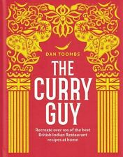 The Curry Guy by Dan Toombs NEW Hardback