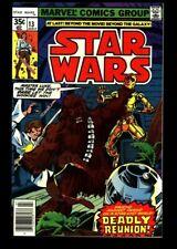 STAR WARS #13 VF/NM (9.0) WP Marvel Comics 1977 Jedi Darth Vader  (vol 1)