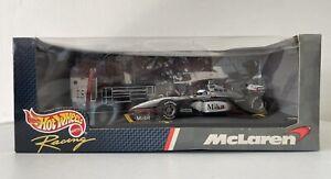 Hot Wheels 1/24 Scale McLaren Mercedes MP4-14 Mika Hakkinen