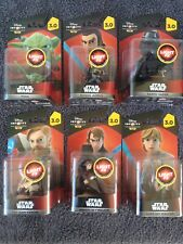 6 x DISNEY INFINITY 3.0 LIGHT FX STAR WARS YODA VADER LUKE BEN KANAN ANAKIN (#5)