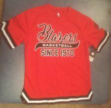 Nba Men's Medium Portland Trailblazers Basketball Shirt Nwt