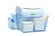 Prince Lionheart Ultimate Wipes Warmer -the only anti-microbial warmers, New
