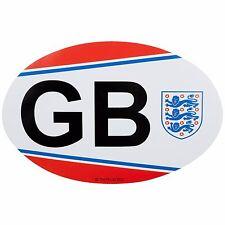 ENGLAND FA GB CAR STICKER