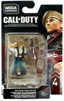 Mega Construx CALL of DUTY WWII Resistance Fighter GCN91 Series 4 NIP