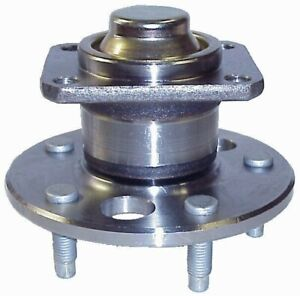 Wheel Bearing and Hub Assembly-Axle Hub Assembly Rear, Left/Right ABI 513018