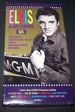 Brand New! 1993 Elvis in Hollywood The 50's 1950's VHS Video Cassette BMG Video