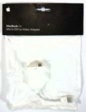 Apple MACBOOK AIR Micro-DVI to Video Adapter NEU! OVP