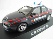 Alfa Romeo 159  Carabinieri  2006  DeAgostini  1:43  OVP  NEU