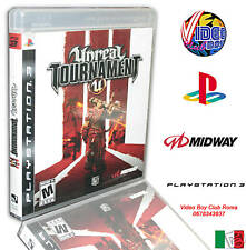 UNREAL TOURNAMENT 3 VERSIONE USA NUOVO PER SONY PS3