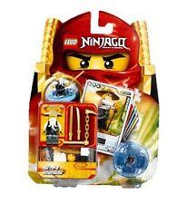 LEGO 2255 - NINJAGO - Sensei Wu Minifig w/ Spinner - Set
