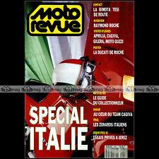 MOTO REVUE N°2981 BIMOTA TESI 1D DUCATI 851 RAYMOND ROCHE PARIS-DAKAR 1991
