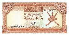 Other Middle East Paper Money