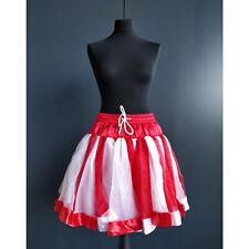 pretty nice ffe15 8bcd5 Rock Rot Weiß in Damen-Kostüme & -Verkleidungen günstig ...