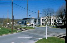 historic structures-former Fisher Rug Mill @ Kutztown Pa. Fuji slide