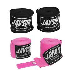 Javson Hand Wraps Boxing Wraps MMA UFC Inner Hand Wrist Bandages Thai Fist Strap