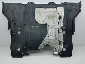 VAUXHALL INSIGNIA 2012 A20DTH ENGINE UNDER TRAY 13402269