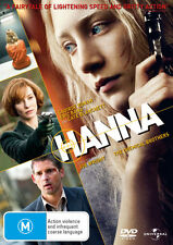 Hanna * NEW DVD * (Region 4 Australia)