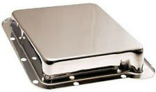Ford Mustang Auto Transmission Pan C4 C9 C10 Stock Depth Chrome Falcon Cortina
