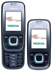 NOKIA 2680s-2b GSM 2G SLIDER MOBILE CELL PHONE WIRELESS CELLULAR ROGERS & CHATR
