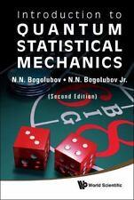 Introduction to Quantum Statistical Mechanics (Paperback or Softback)