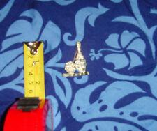 Ladies rhinestone bowling ball and pin brooch pin costume jewelry sports cute