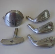 5-Pieces Junior Club Head Set , 3W, 5I, 7I, 9I, Putter; Right-Handed, Heads Only