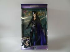 Catwoman Barbie Collectibles Limited Edition Mattel 2003