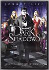 DVD / DARK SHADOWS - JOHNNY DEPP , UN FILM DE TIM BURTON