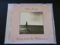 ALAN SAVAGE - SONGS FROM THE WILDERNESS CD