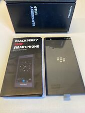 BlackBerry Leap - 16GB - Black (Unlocked) Smartphone BRAND NEW BOXED SEALED!!