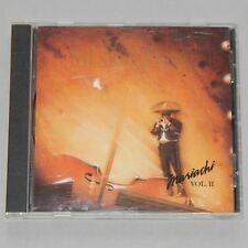 Mariachi Nacionel de Guadalajara Mexican Music Vol 2 CD 1991 Paramusica