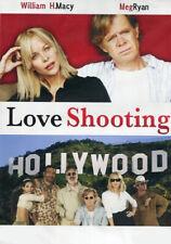 Love Shooting DVD BLUE SWAN