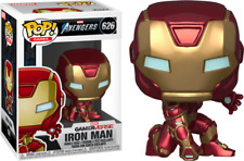 Funko Pop! Games: Marvel's Avengers - Iron Man Vinyl Figure