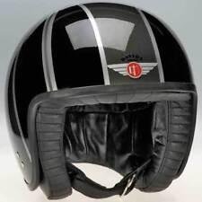 Cagoules, masques et tubes noirs Davida casques jet pour casques et vêtements pour véhicule