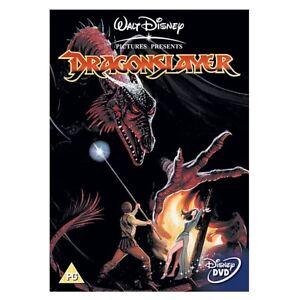 Dragonslayer (Peter MacNichol Ralph Richardson) Disney New Region 2 DVD