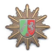 GERMANY North Rhine-Westphalia State Police Force cap badge