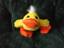 "9"" plush sitting duck Unipak Designs for 3 and up"