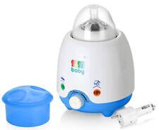 ELECTRIC Bottiglia del latte e Scalda Cibo Casa e in macchina per la maggior parte delle bottiglie
