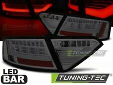 LED Taillights For AUDI A5 07-06.11 SMOKE LED BAR..
