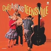 Chet Atkins - Teensville [New Vinyl LP] Bonus Tracks, Ltd Ed, 180 Gram, Rmst, Sp