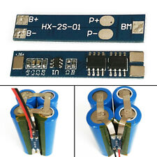 2S 5A BMS Charger PCB Protection Board For 2 Packs 18650 Li-ion lithium Battery