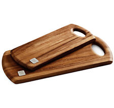 STANLEY ROGERS ® 49100 Wooden Serving Boards - Set of 2