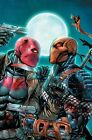 Red Hood vs Deathstroke Poster 36X24 inches.jpg 2