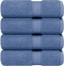 Cotton Bath Towels Set 27x54 Inches 700 Gsm Also in Wholesale Lot Utopia Towels