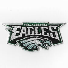 Philadelphia Eagles Football Iron on Patches Embroidered Patch Applique Sew FN