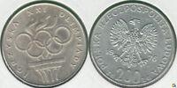 POLONIA - POLSKA. 200 ZLOTYCH DE 1976. PLATA 0.625. (2)